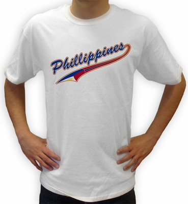 Phillippines Tail Shirt