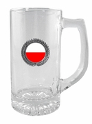 Polish Glass Stein