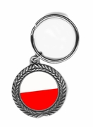 Polish Pewter Key Chain