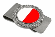 Polish Pewter Money Clip