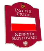 Polish Traditional Sign