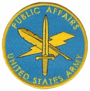 Public Affairs Patch