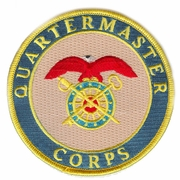 Quartermaster Corps Patch