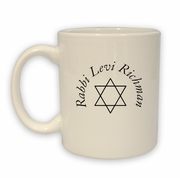 Rabbi Coffee Mug
