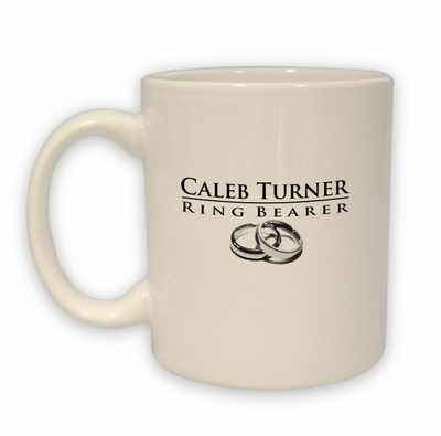 ring bearer Coffee Mug