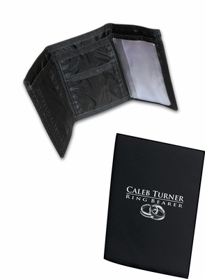 ring bearer Wallet