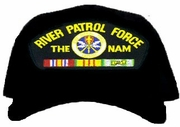 River Patrol Force Vietnam Ball Cap