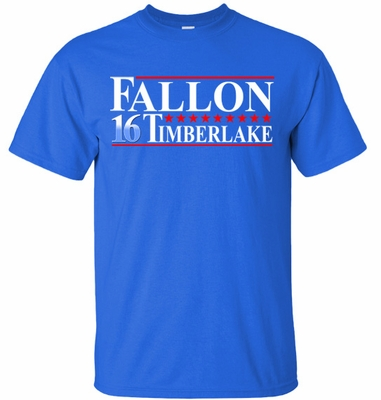 Fallon & Timberlake For President 2016 T-Shirt