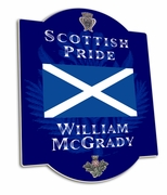 Scotland Traditional Sign
