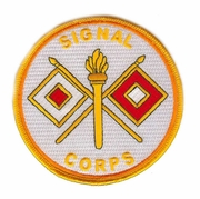 Signal Corps Patch