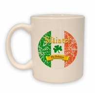"Slainte Irish ""To Health""  Coffee Mug"