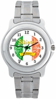 "Slainte Irish ""To Health""  Commander Watch"