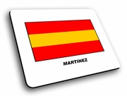 Spain Hard Mousepad