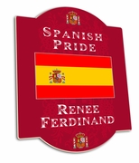 Spain Traditional Sign