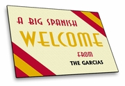 Spain Welcome Mat