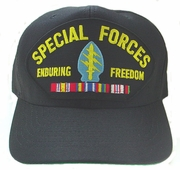 Special Forces OEF Ball Cap
