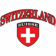 Switzerland Flag Crest