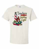 Teachers are the Guiding Light Shirts