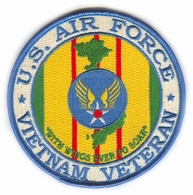 US Air Force Vietnam Veteran Patch