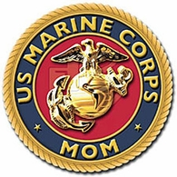 US Marine Corps Mom Shirts