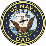 US Navy Dad Shirts
