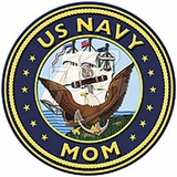 US Navy Mom Shirts