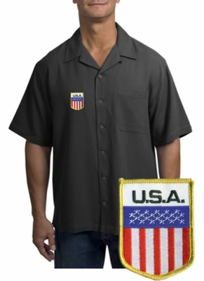 USA Camp Shirt
