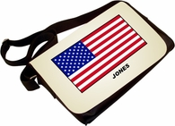 USA flag purse