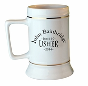Usher Collectors Stein #3