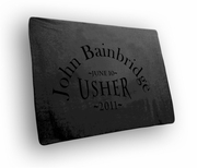 Usher Huge Laser Blanket