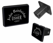 Usher Trailer Hitch Covers