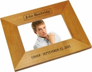 Usher Wood Picture Frame