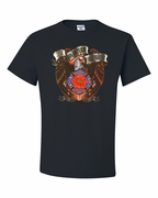 Volunteer Firefighter Fire & Rescue Shirts