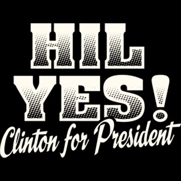 HIL YES '16 T-shirt
