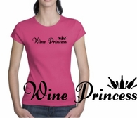 Wine Princess Tee