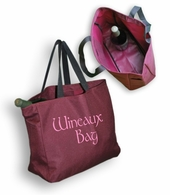 Wineaux Pack N' Play Tote