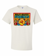 World's Greatest Fireman Shirts