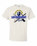 World's Most Demanding Job-Law Enforcement Shirts