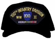 World War II Division Caps