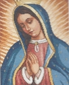 Cross Stitch Kit Our Lady of Guadalupe From Janlynn