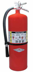 Amerex Model  A411 Dry Chemical
