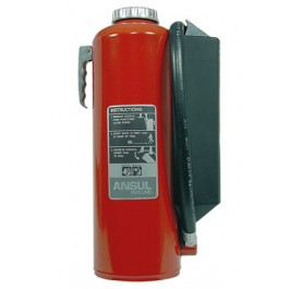 Ansul Red Line 20 lb BC Extinguisher w/ Wall Hook Part Number: 434537