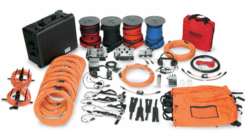 CMC MODEL 540014  Con-Space USAR Task Force Kit
