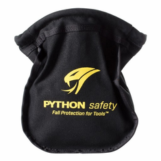 DBI SALA 1500119 Python Safety Small Parts Pouch - Canvas Black