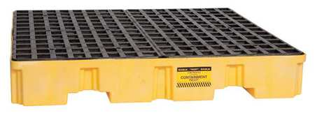 Eagle 1645  Drum Spill Containment Pallet