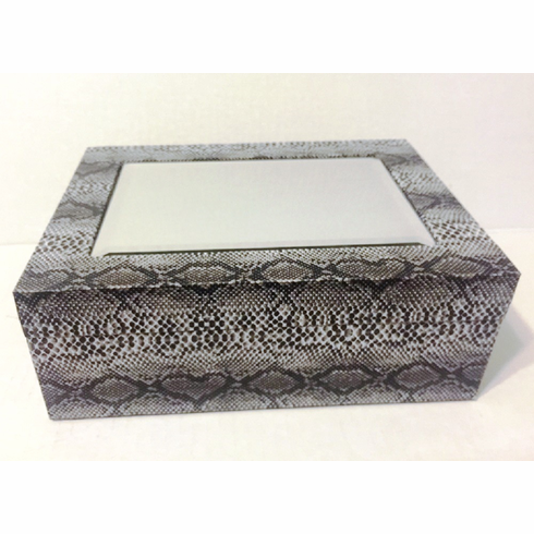 African Decor Jewelry Box