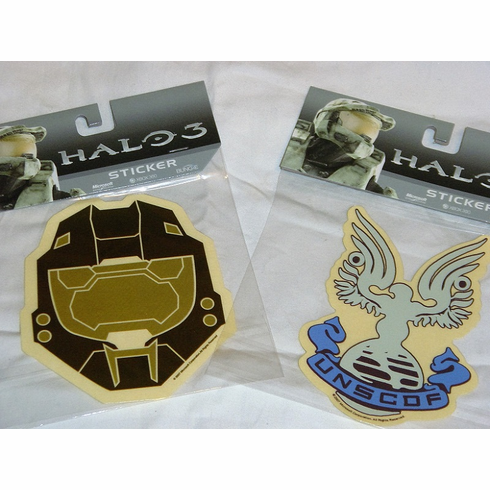 Halo Armor and UNSC OP Sticker
