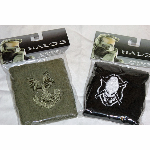 Halo Wrist Bands