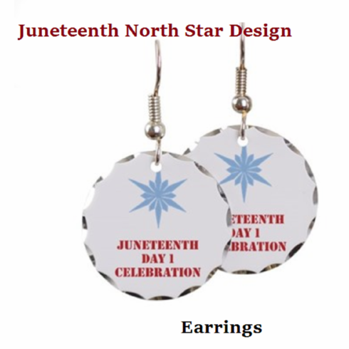 Juneteenth Earrings