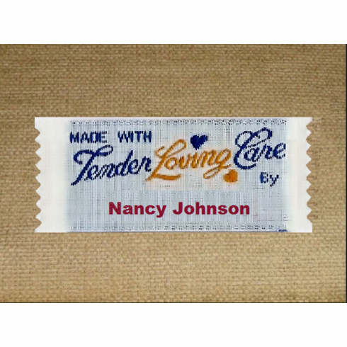 Made With Tender Loving Care, Label-51